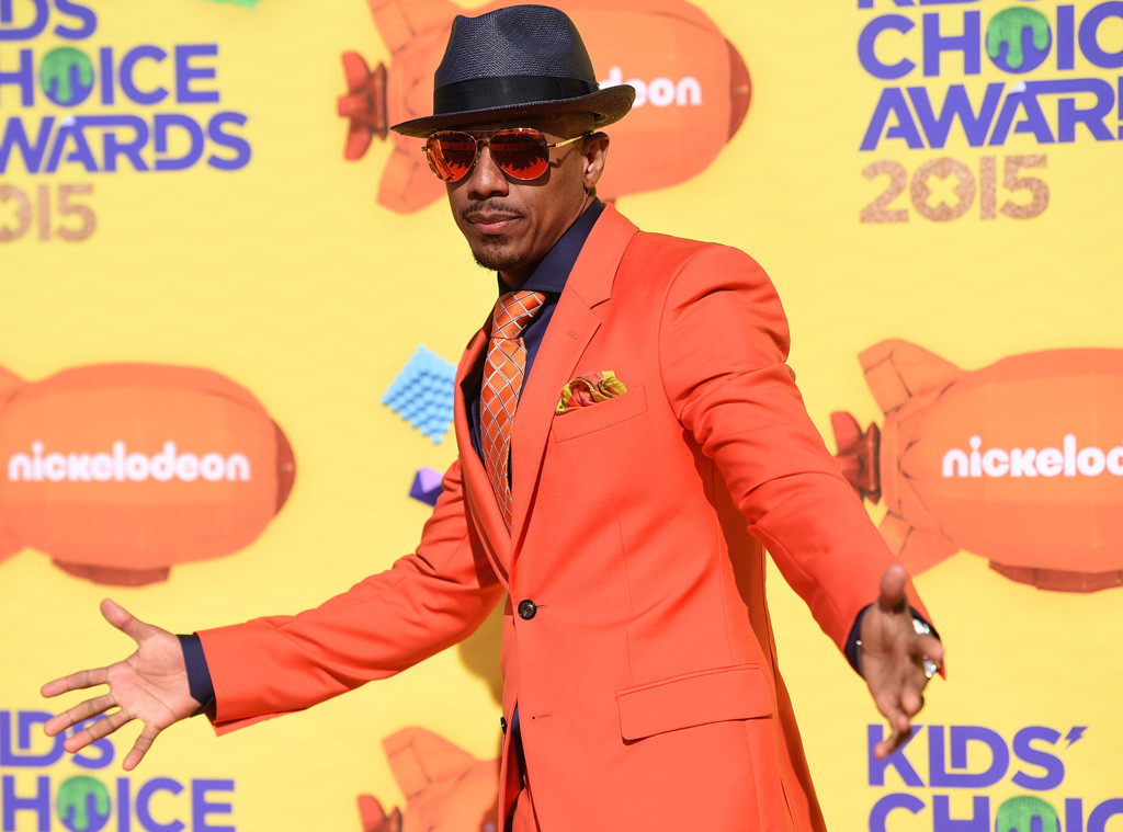Nick Cannon, Kids' Choice Awards