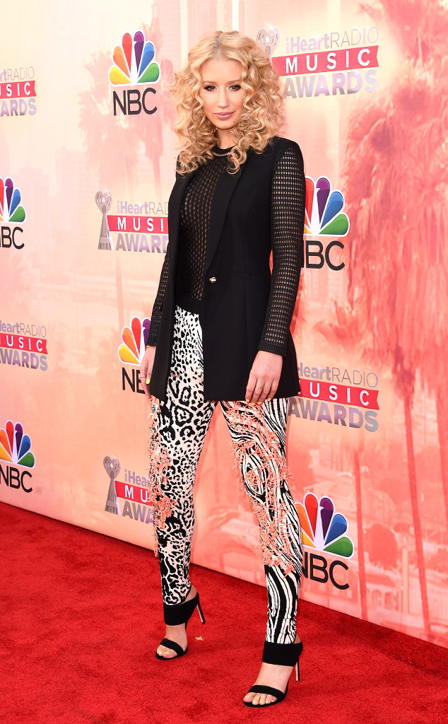 Iggy Azalea, iHeartRadio Music Awards
