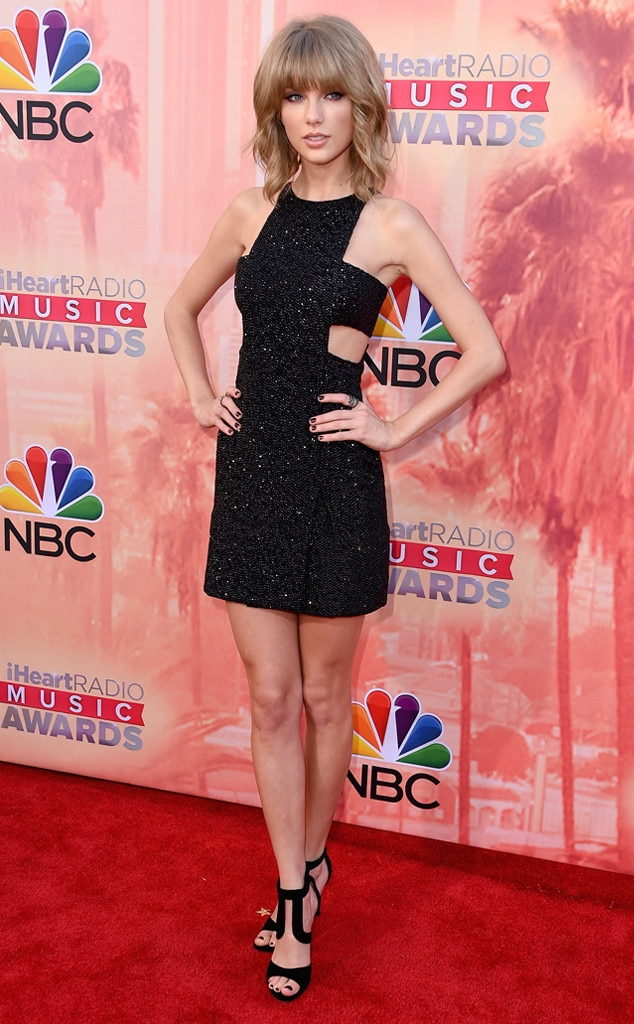 Taylor Swift, iHeartRadio Music Awards