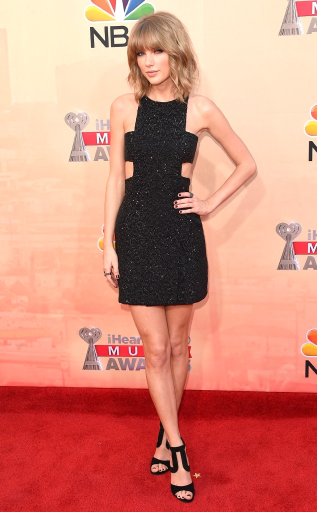 Taylor Swift, iHeartRadio Music Awards