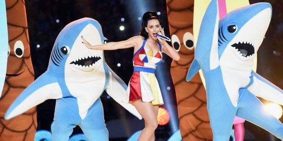 Katy Perry, Super Bowl