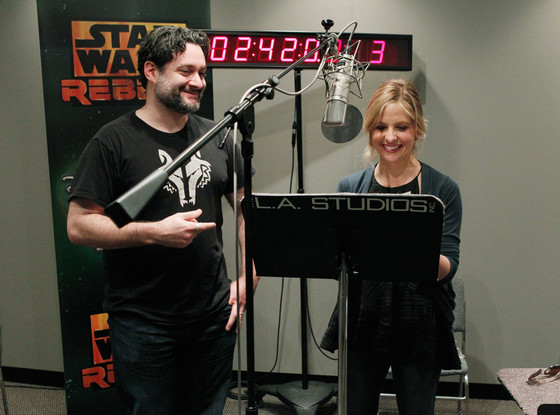 Sarah Michelle Gellar, Star Wars Rebels
