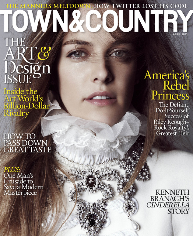 Riley Keough, Town and Country