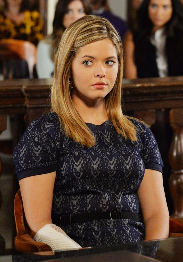 Pretty Little Liars, Allison, Sasha Pieterse