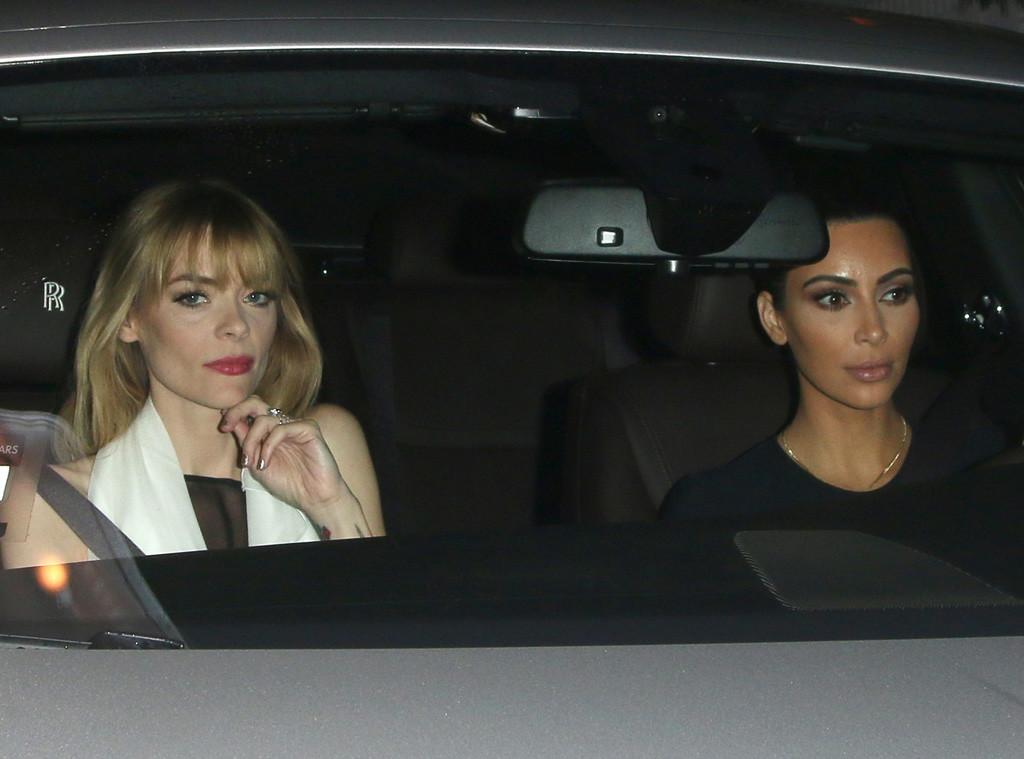Kim Kardashian, Jaime King