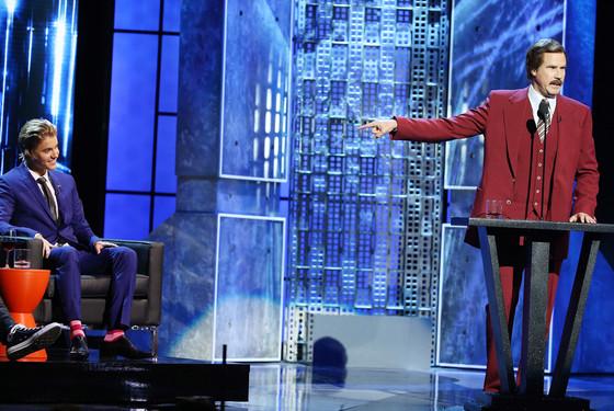 Justin Bieber, Will Ferrell, Comedy Central Roast