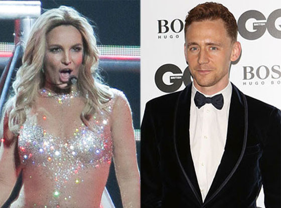 Fandom Madness, Britney Spears, Tom Hiddleston