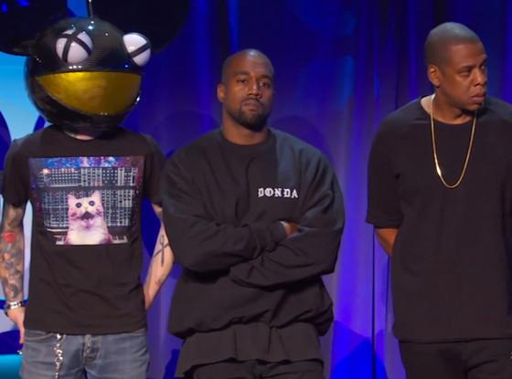 Kanye West, Tidal Launch