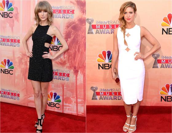 As famosas mais bem vestidas do iHeartRadio Music Awards 2015