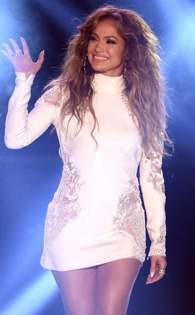 Jennifer Lopez, iHeart Radio Awards