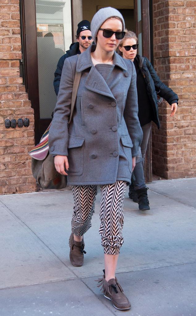 Jennifer Lawrence, Fashion