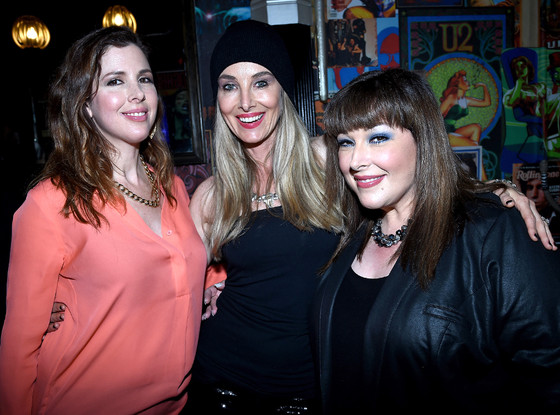 Wendy Wilson, Chynna Phillips, Carnie Wilson, Wilson Phillips