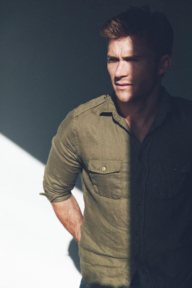 Scott Eastwood, Nylon Magazine