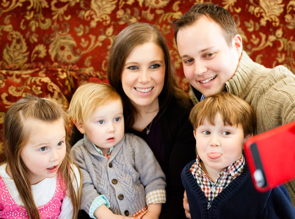 Josh Duggar, Anna Duggar, Family, Gender Reveal