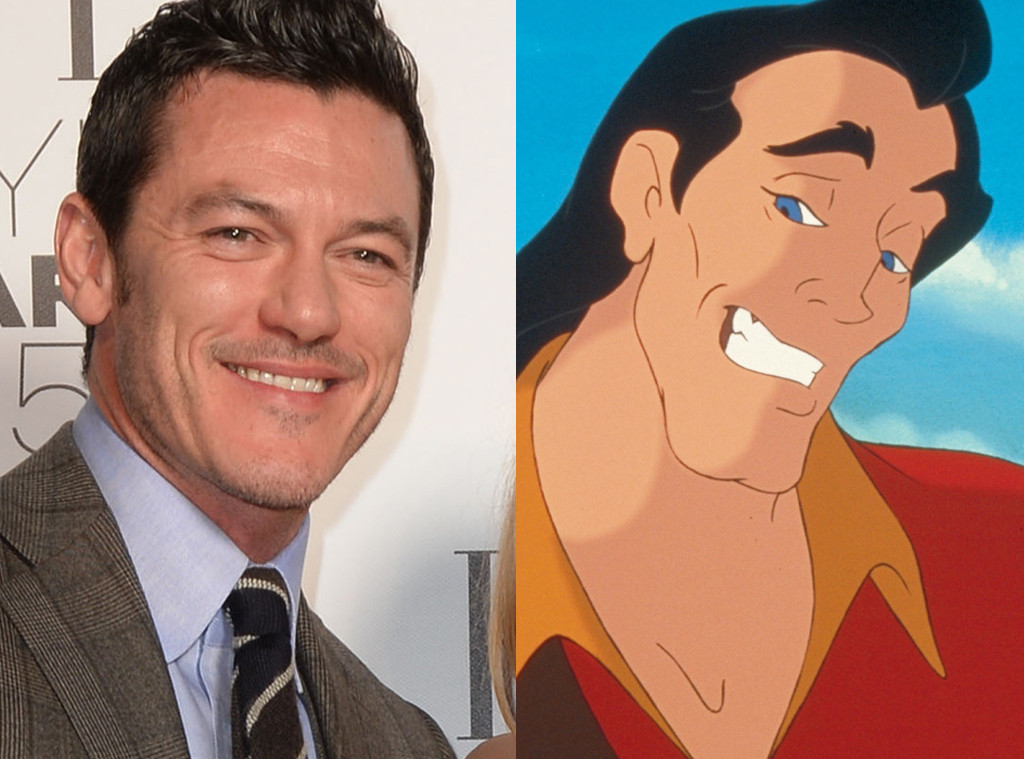 Luke Evans To Play Gaston In New Beauty And The Beast Movie E Online