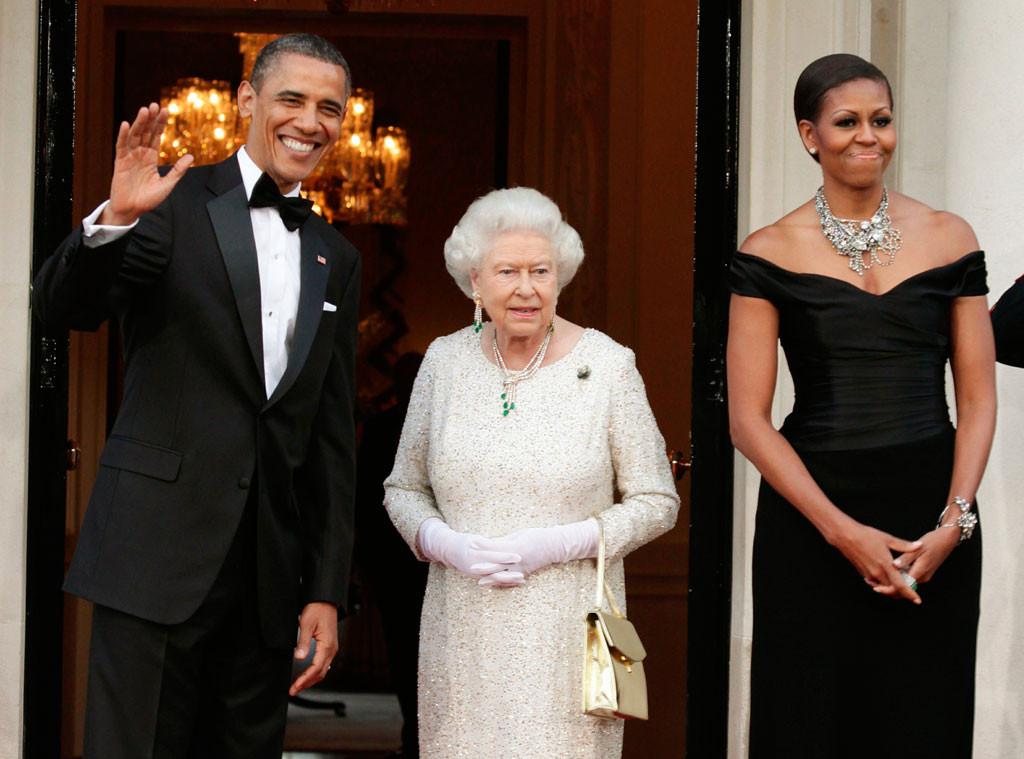 Queen Elizabeth, Celebrity BFFs