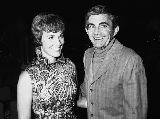 Julie Andrews, Blake Edwards