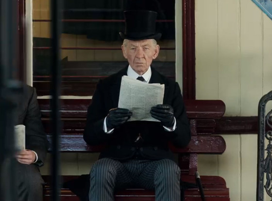 Ian McKellen, Mr. Holmes