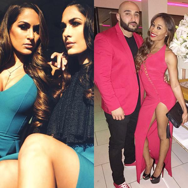 Total Divas, Ariane's BF Drops a Bombshell During Cute Date