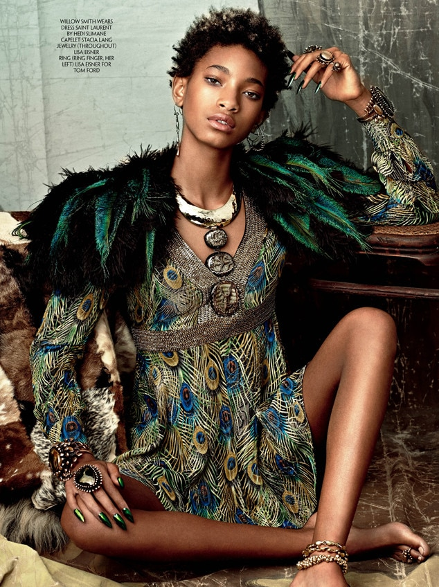 Willow Smith Talks 2015 Goals in CR Fashion Book I Just
