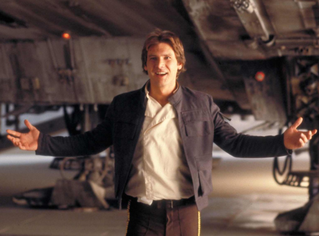 Vintage Pic Of Harrison Ford Will Make You Drool E Online Uk
