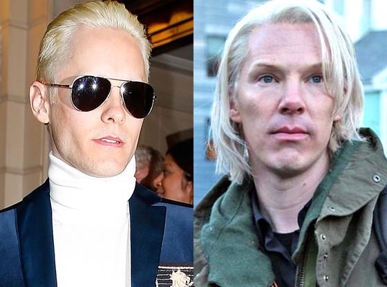 Jared Leto, Benedict Cumberbatch