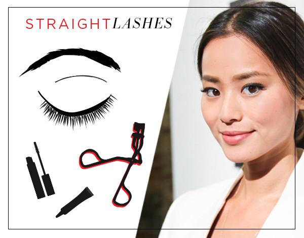ESC, Mascara Techniques for Lash Types Straight