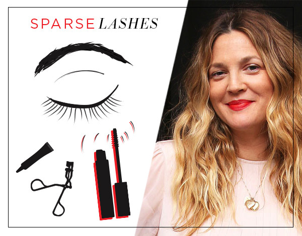 ESC, Mascara Techniques for Lash Types Sparse
