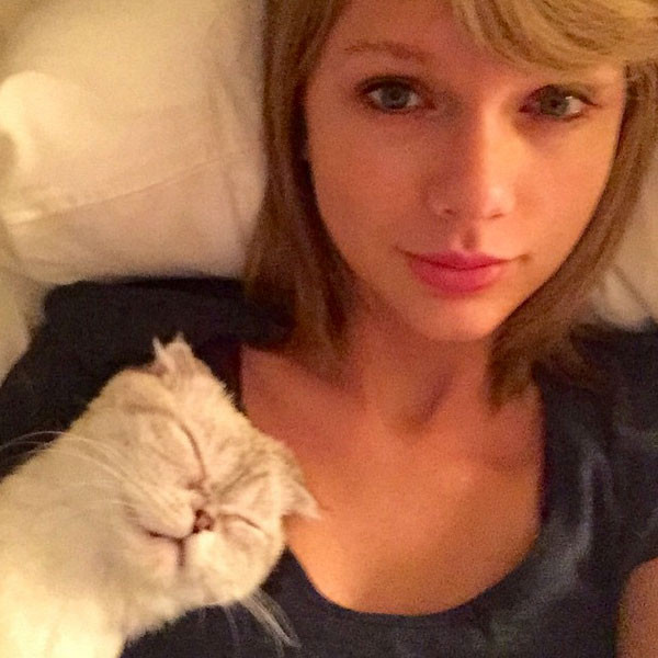 Taylor Swift, No Makeup