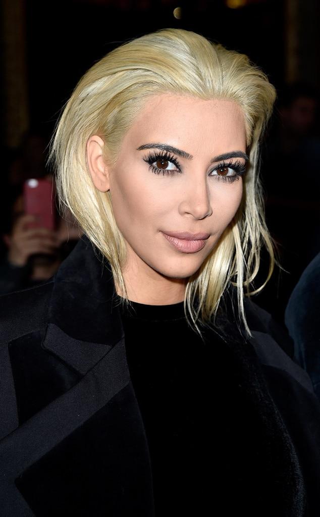 ESC: Kim Kardashian, Blonde Kardashians