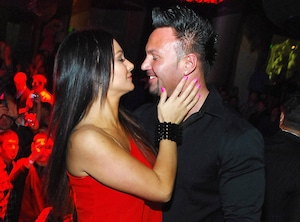 JWoww, Jenni Farley, Rodger Mathews