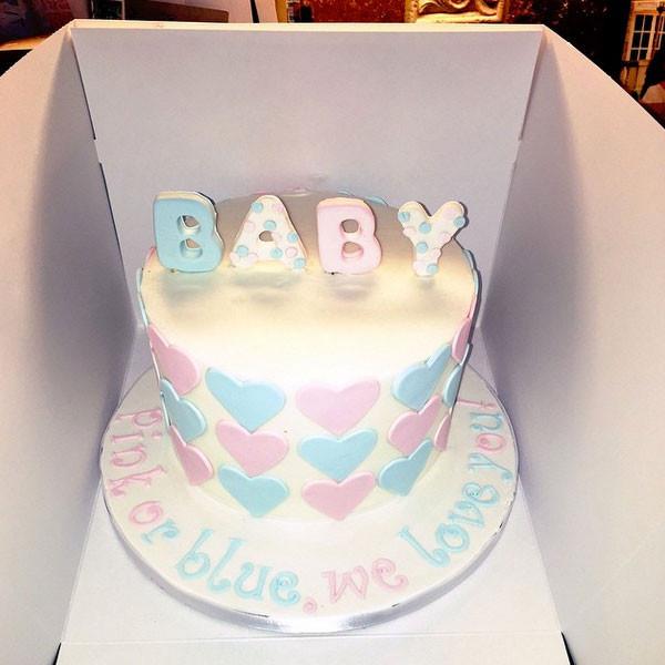 Emily Maynard, Baby Cake, Instagram