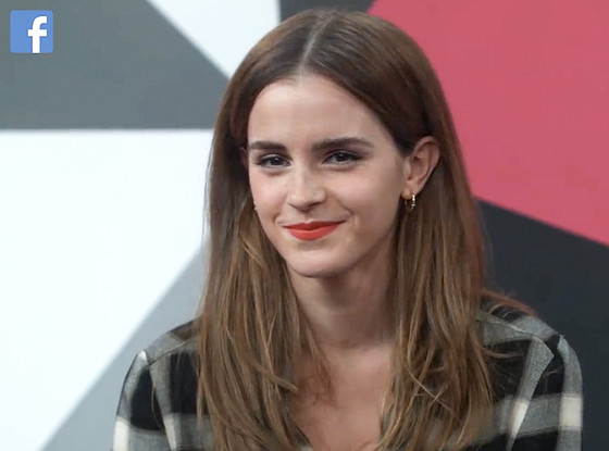 Emma Watson Talks Nude Photo Hoax And Threats, Gender -6915