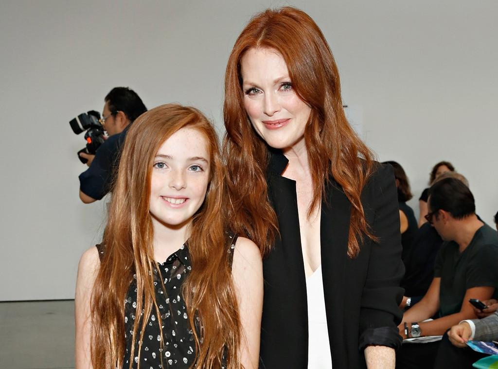 Liv Freundlich & Julianne Moore -  Like mother, like daughter!