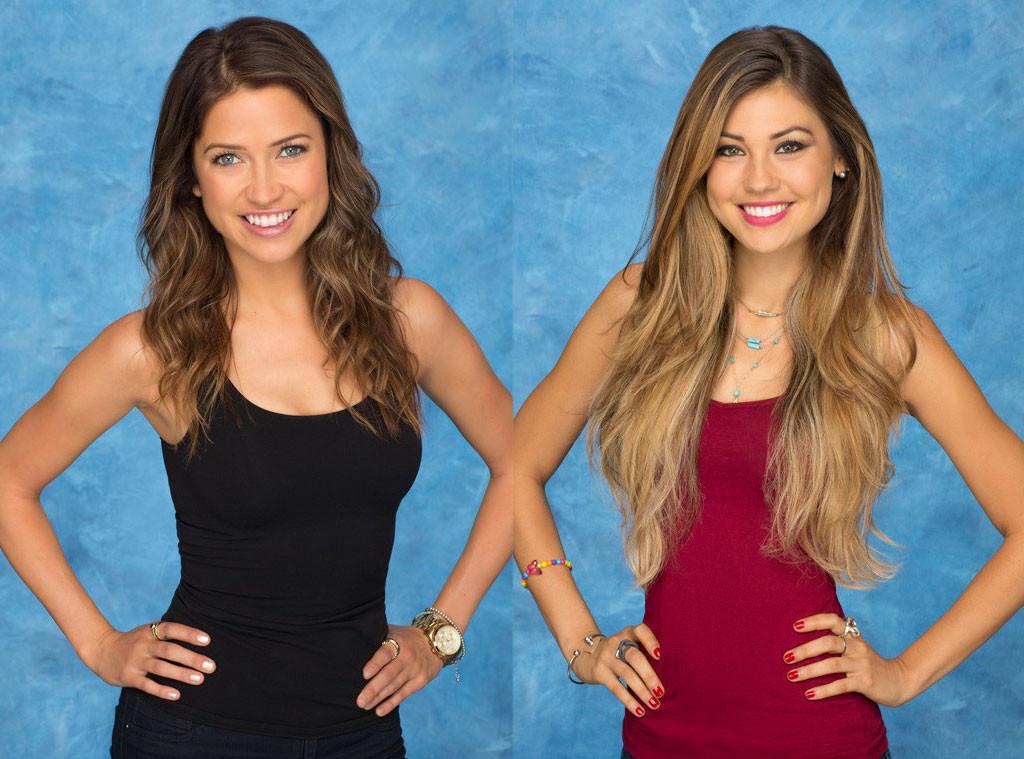 Kaitlyn, Britt, The Bachelor, Season 19