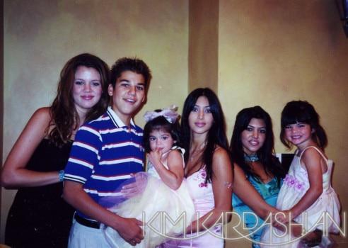 2000 from growing up kardashian kim kardashian e news