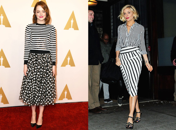 Who Wore It Better, Emma Stone, Sienna Miller