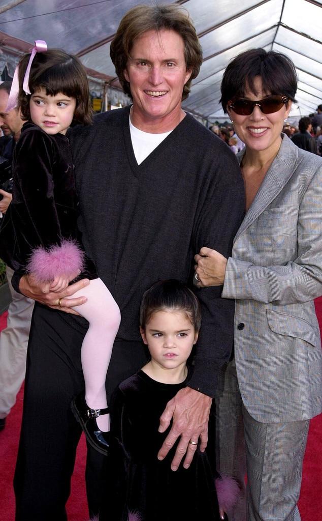 Bruce Jenner, Kris Jenner, Kylie Jenner, Kendall Jenner