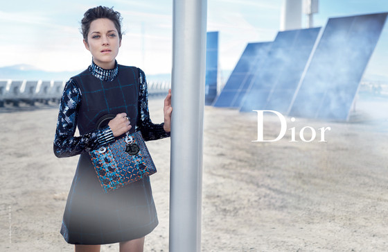 8deab27f7212 Marion Cotillard Looks Radiant in Her Latest Lady Dior Handbag Campaign—See  the Pics!