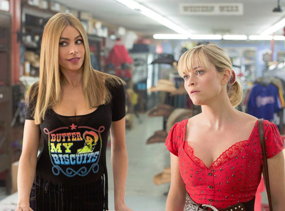 Hot Pursuit, Sofia Vergara, Reese Witherspoon