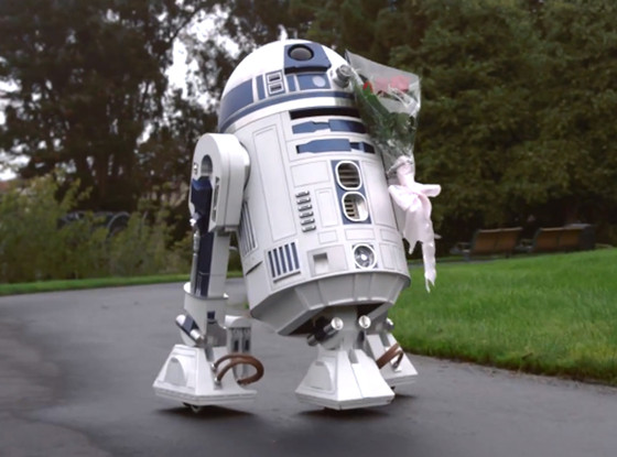 R2-D2, Artoo in Love