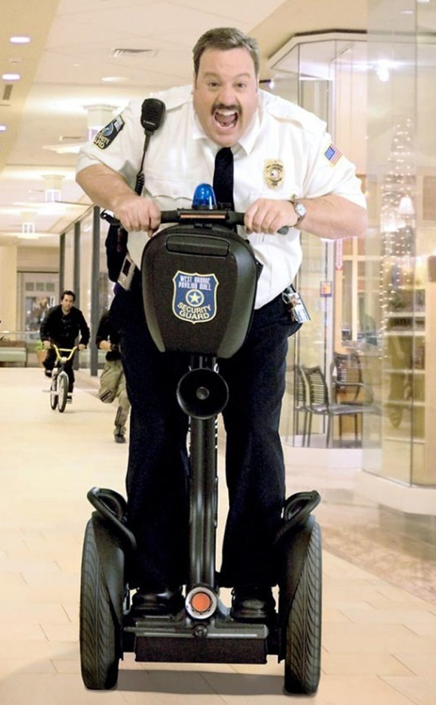 Paul Blart Mall Cop 2 From Upcoming Movies E News