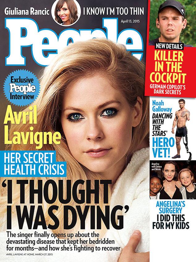 Avril Lavigne, People