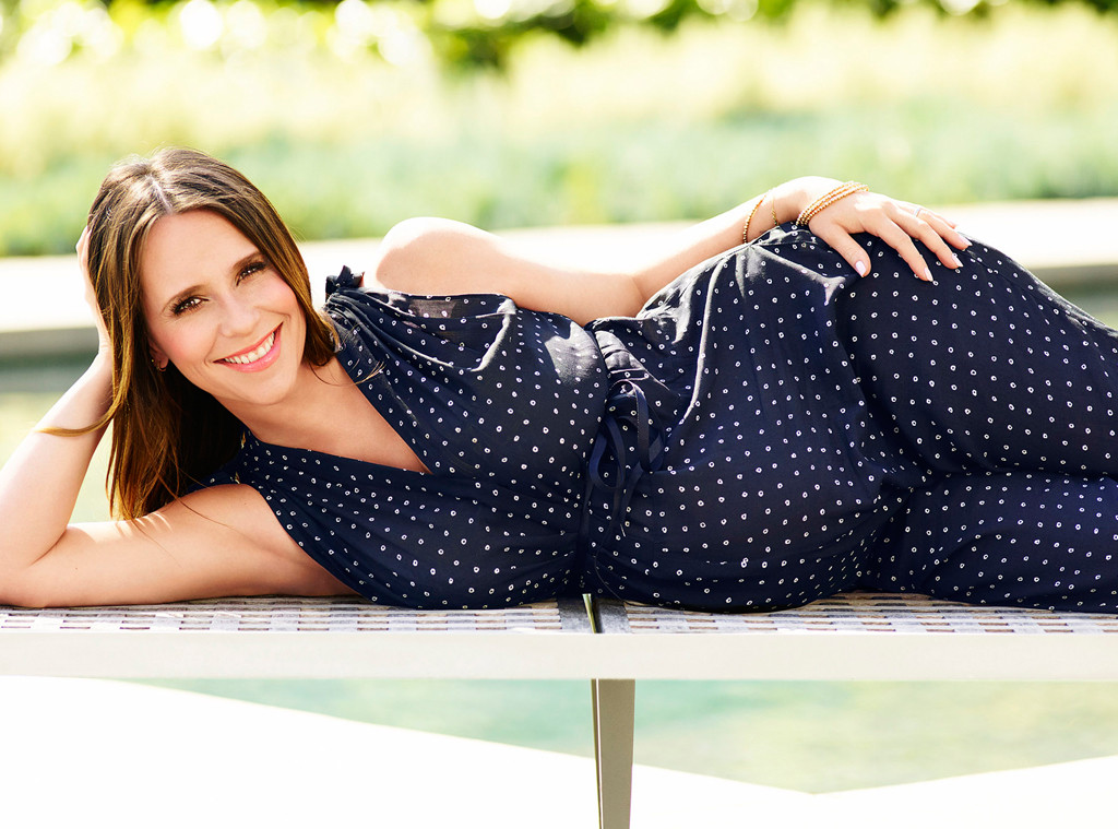 Jennifer Love Hewitt, American Baby Magazine