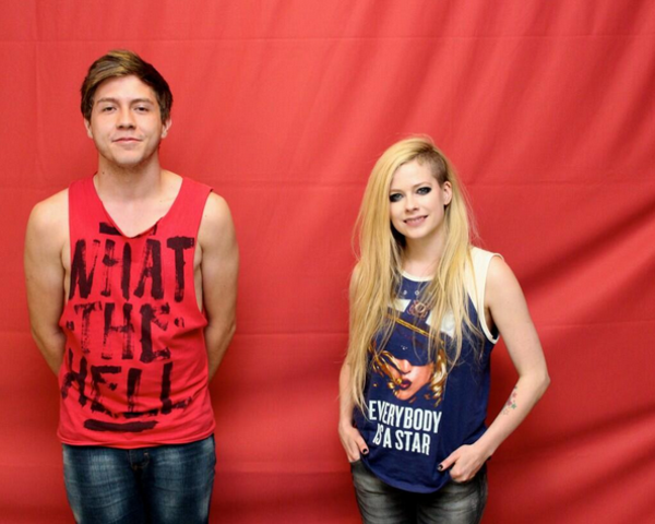 Avril Lavigne, fan