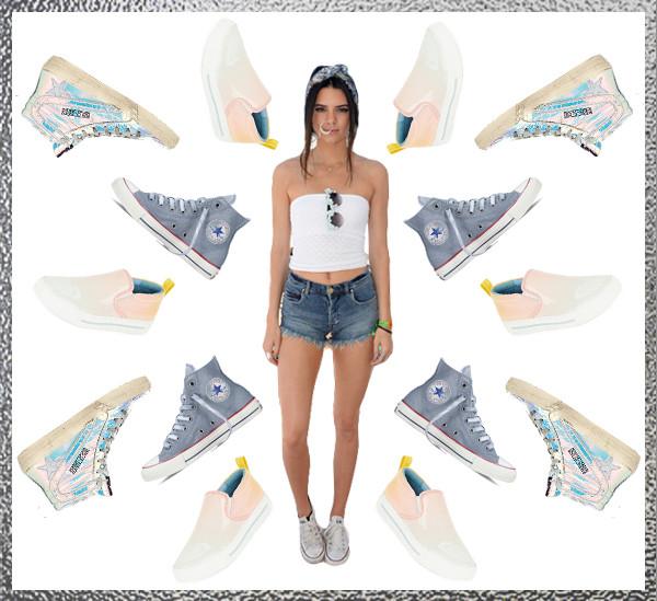 ESC, Best Coachella Shoes