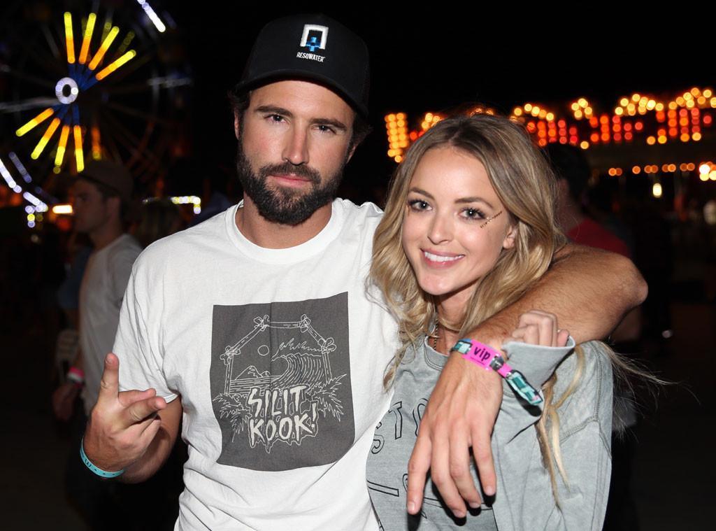 Coachella Music Festival, Brody Jenner, Kaitlynn Carter