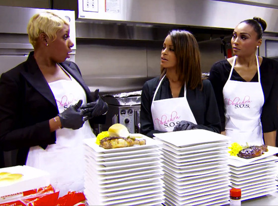 RHOA, Nene Leakes, Claudia Jordan