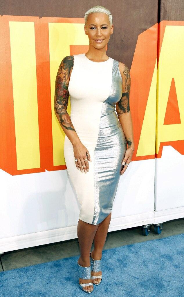 Amber Rose, MTV Movie Awards