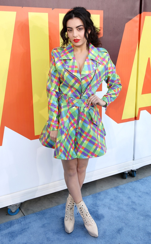 Charli XCX, MTV Movie Awards